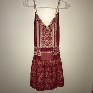 Intricate Free People Dress